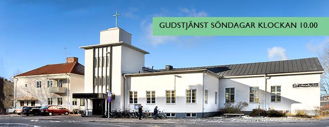 Löfstadkyrkan i Tranås